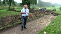 Odkrycie wczesnośredniowiecznego zagłębia hutnictwa srebra i ołowiu w Bukownie.